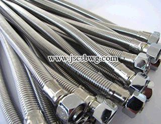 螺纹连接式金属软管