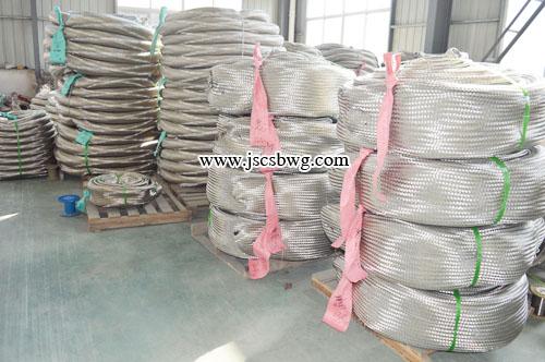 金属编织波纹管网套