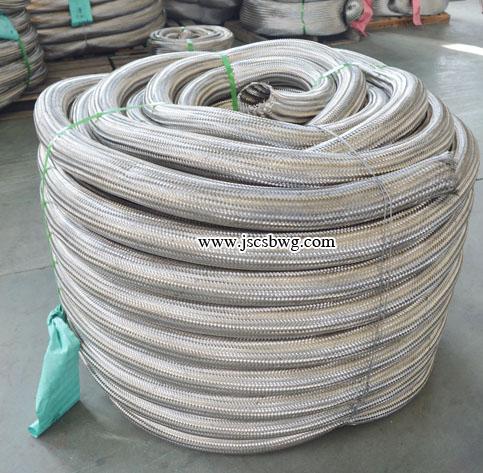 防爆金属编织网套