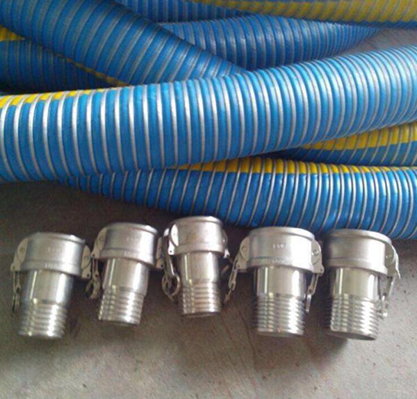 金属树脂复合高压软管