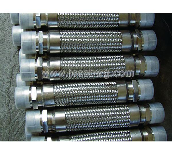 螺纹式金属软管