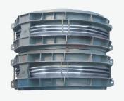 电厂空冷系统单铰链补偿器
